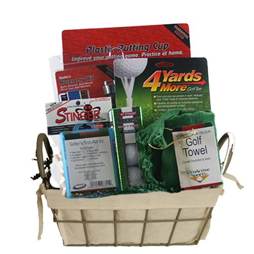Sm Golf Gift Basket BP1012