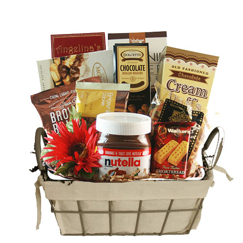 Sm Gourmet Gift Basket BP1012