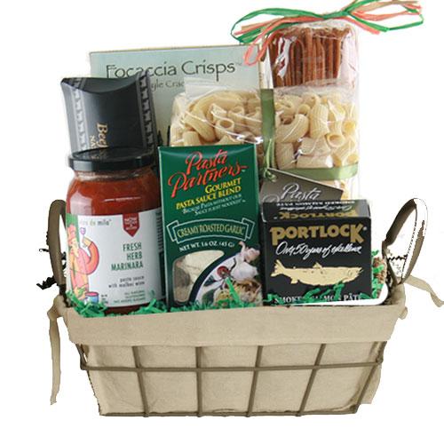 Sm Italian Gift Basket BP1012
