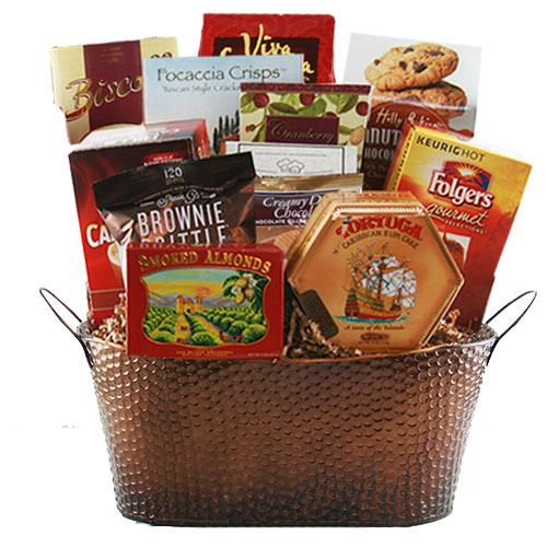 Lg K Cup Gift Basket BP1013