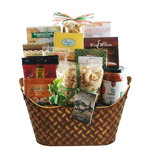 Med Italian Gift Basket BP1013