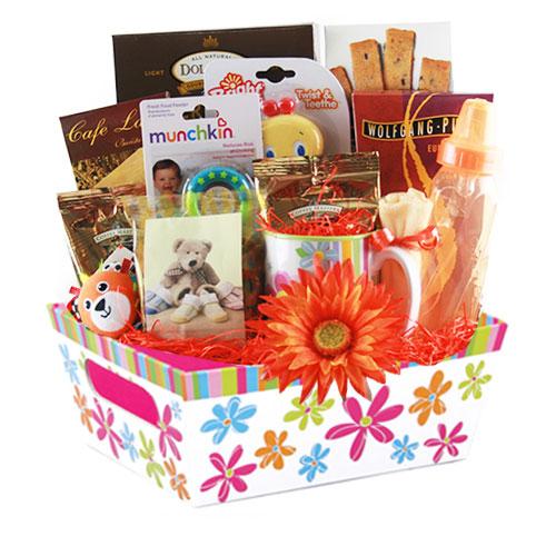 Med Baby Gift Basket BP1014