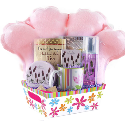 Med Spa Gift Basket BP1014