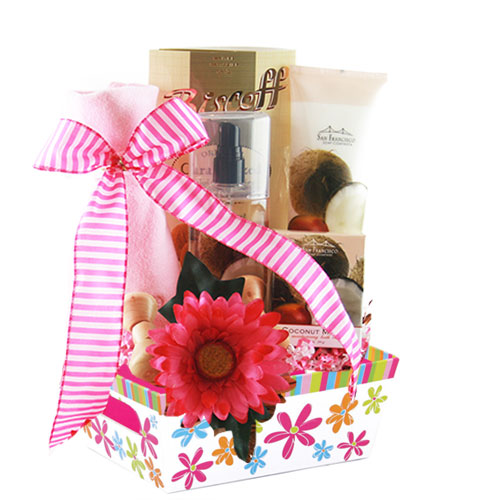 Sm Spa Gift Basket BP1014