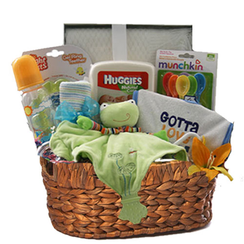 Med Baby Gift Basket BP1017