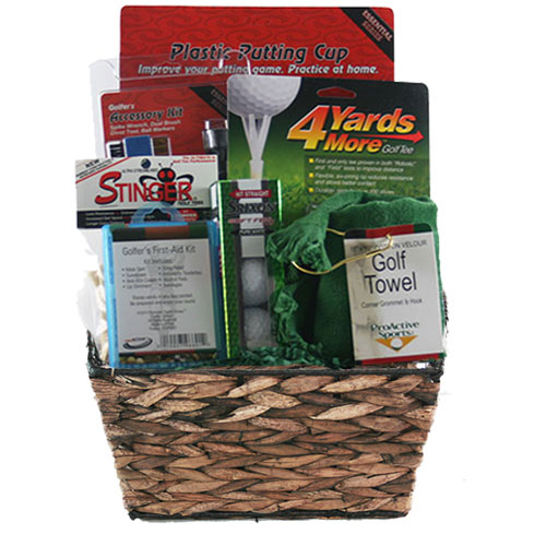 Sm Golf Gift Basket BP1017