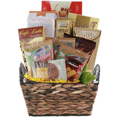 Sm Gourmet Gift Basket BP1017