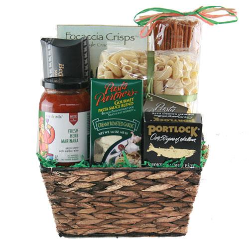Sm Italian Gift Basket BP1017