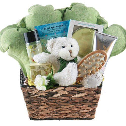 Sm Spa Gift Basket BP1017
