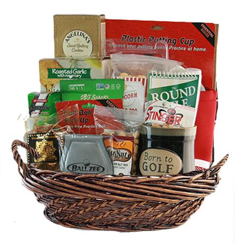 Lg Golf Gift Basket BP1018