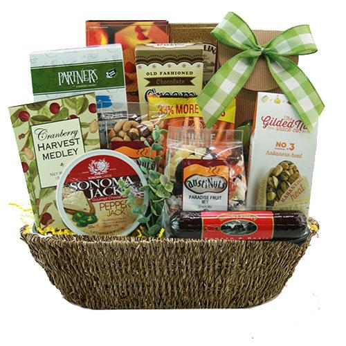Lg Gourmet Gift Basket BP1018
