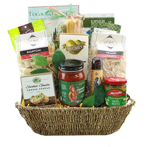Lg Italian Gift Basket BP1018