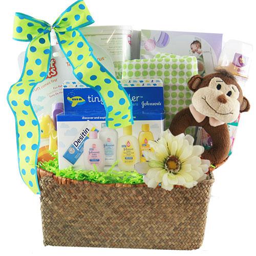 Med Baby Gift Basket BP1018
