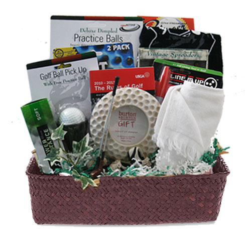 Med Golf Gift Basket BP1018