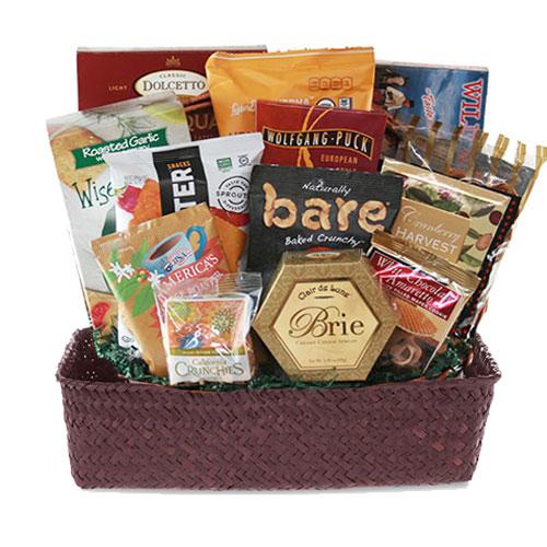 Med Gourmet Gift Basket BP1018
