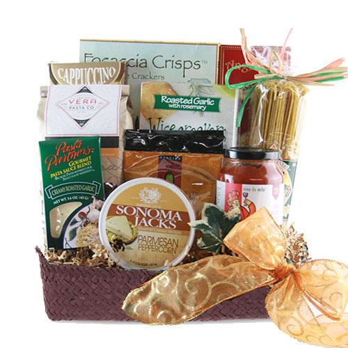 Med Italian Gift Basket BP1018