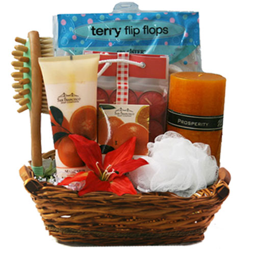 Med Spa Gift Basket BP1018