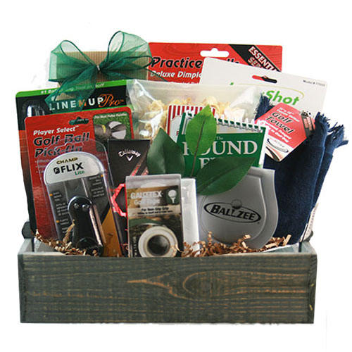 Med Golf Gift Basket BP1020