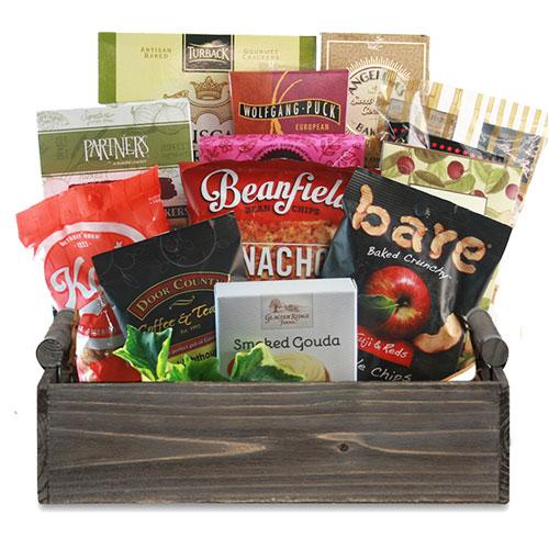 Med Gourmet Gift Basket BP1020