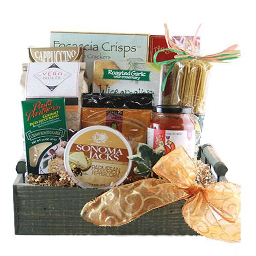 Med Italian Gift Basket BP1020