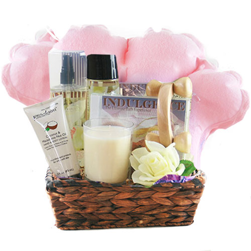 Med Spa Gift Basket BP1020