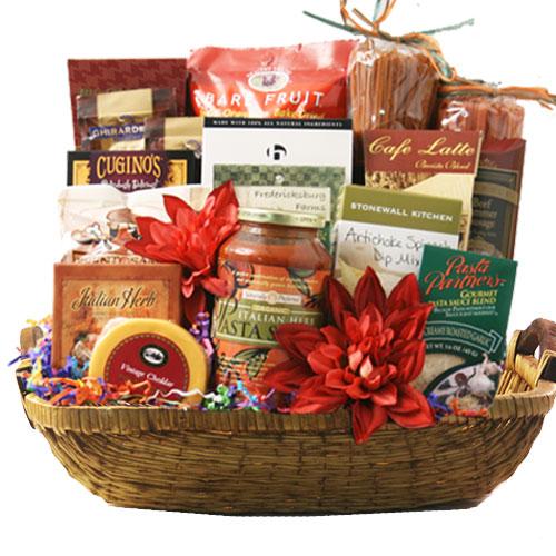 Lg Italian Gift Basket BP1021