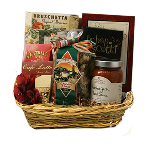 Med Italian Gift Basket BP1024