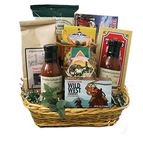 Med Texas Gift Basket BP1024