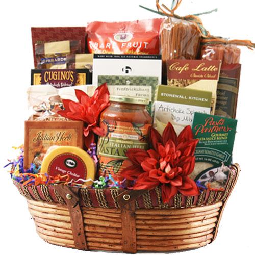 Lg Italian Gift Basket BP1026