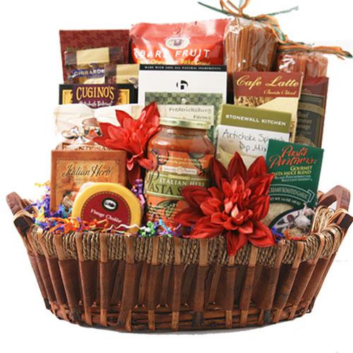 Lg Italian Gift Basket BP1028