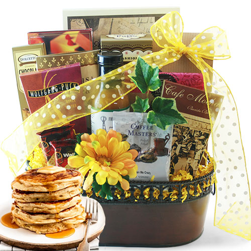 Brunch Gourmet Christmas Gift Baskets