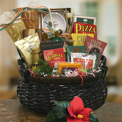 Italian gift baskets design your own custom italian gift baskets