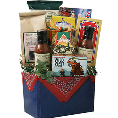 Med Texas Gift Basket BXCOTX