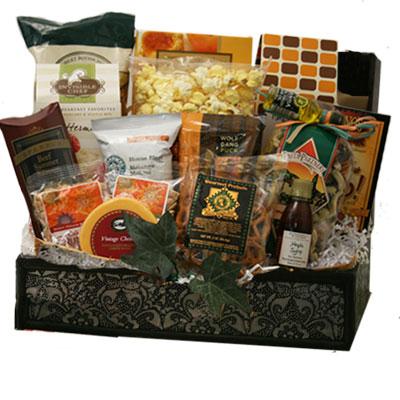 Lg Gourmet Gift Basket CC1006