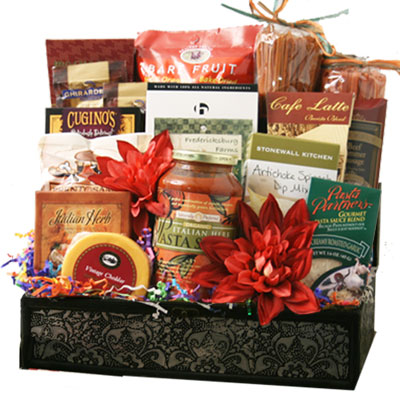 Lg Italian Gift Basket CC1006