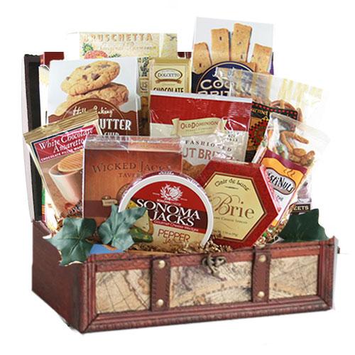 Med Gourmet Gift Basket CC1007