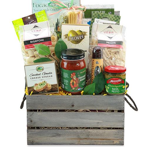 Lg Italian Gift Basket CC3014