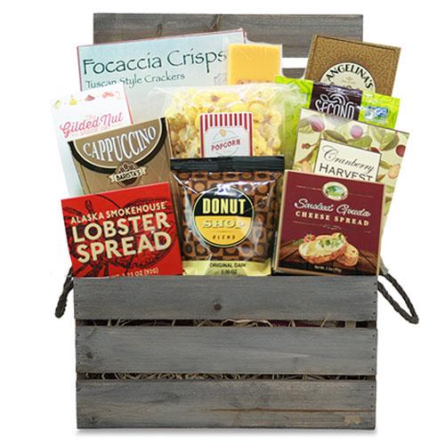 Med Gourmet Gift Basket CC1014