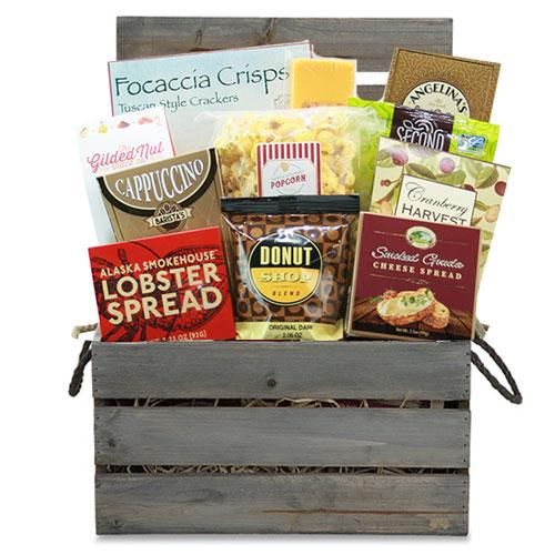 Med Gourmet Gift Basket CC3014