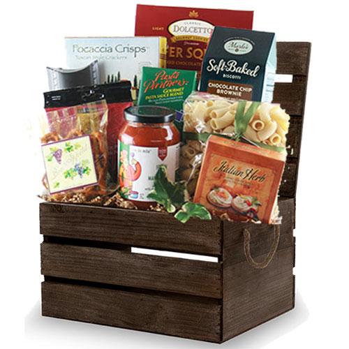 Med Italian Gift Basket CC3014