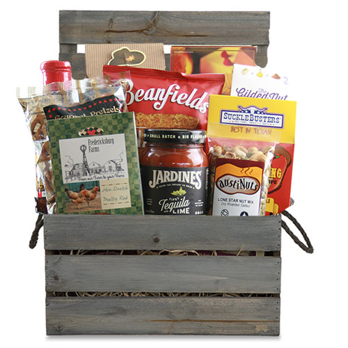Med Texas Gift Basket CC3014