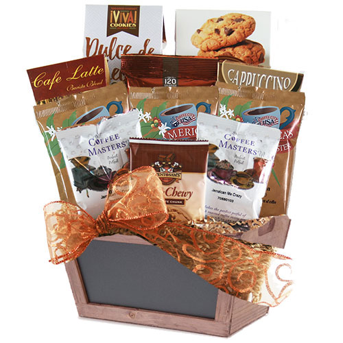 Sm Coffee Gift Basket CC3014