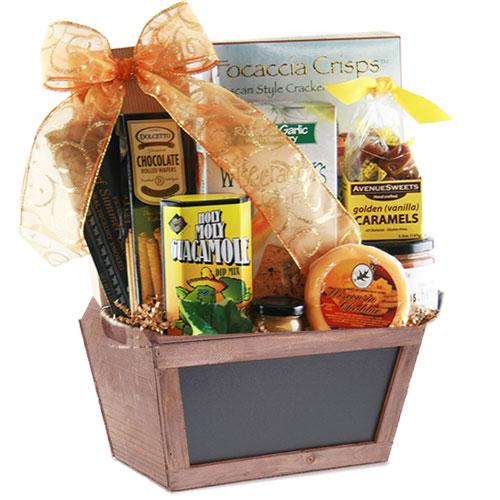 Sm Gourmet Gift Basket CC3014