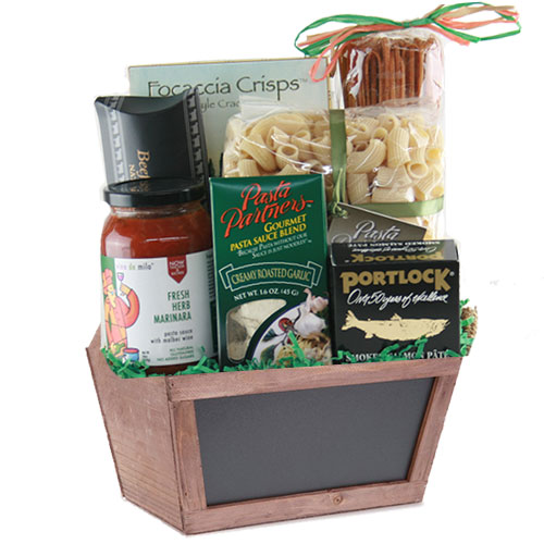 Sm Italian Gift Basket CC3014