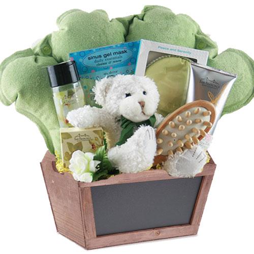 Sm Spa Gift Basket CC3014