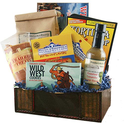 Sm Texas Gift Basket CC3014