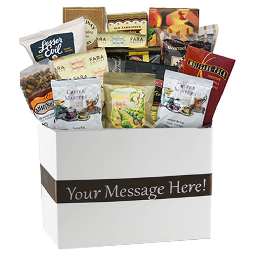 Med Coffee Gift Basket CHOCBX