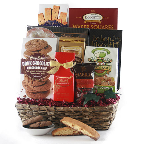 Chocolate Inspirations Chocolate Gift Basket