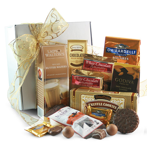 Avenue of Sweets Chocolate Gift Basket
