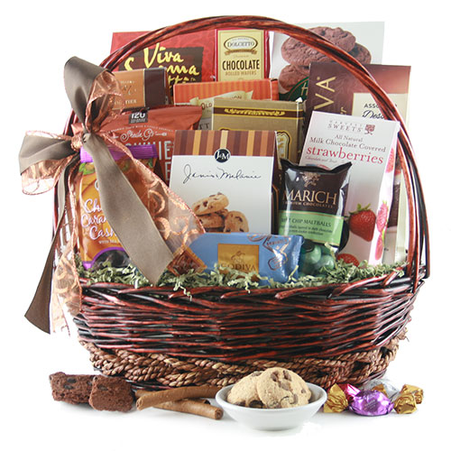 Chocolate Nirvana Chocolate Gift Basket